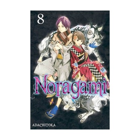 Manga - Noragami tom 8