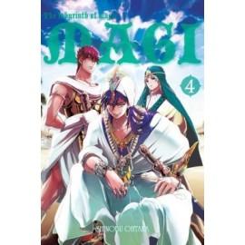 Magi: the labyrinth of magic - tom 4