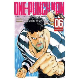 Manga - One Punch Man tom 6