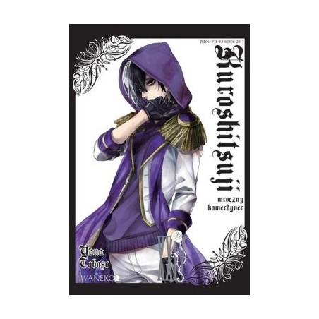 Kuroshitsuji - tom 24