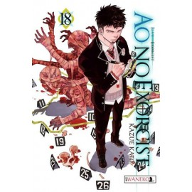 Ao no Exorcist tom 18