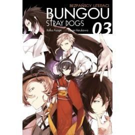 Manga - Bungou Stray Dogs tom 3