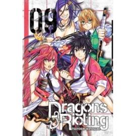 Dragons Rioting - tom 9