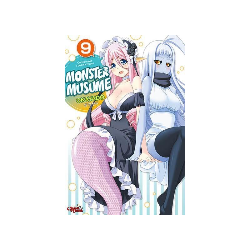Monster Musume - tom 9