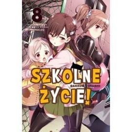 Manga - Szkolne Życie tom 8