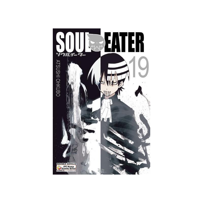 Soul Eater - tom 19
