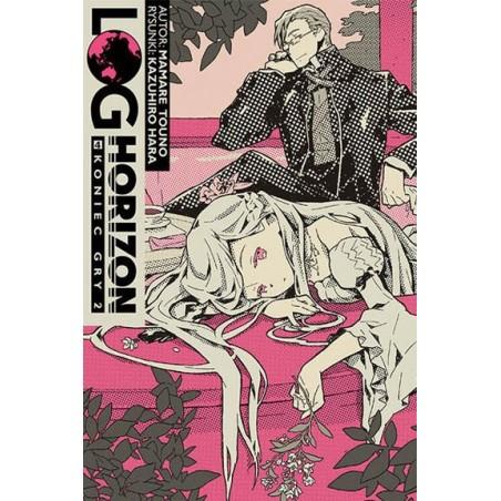 Manga Log Horizon - light novel tom 4