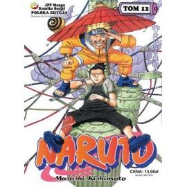 Manga Naruto tom 12