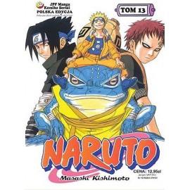 Manga Naruto tom 13