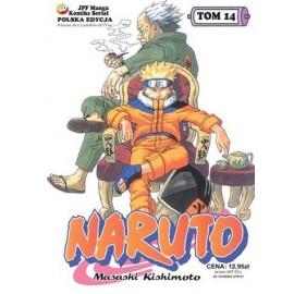 Manga Naruto tom 14