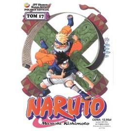 Manga Naruto tom 17