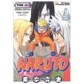Manga Naruto tom 19