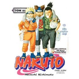 Manga Naruto tom 21