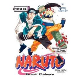 Manga Naruto tom 22