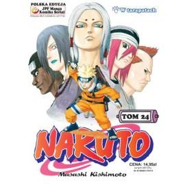 Manga Naruto tom 24