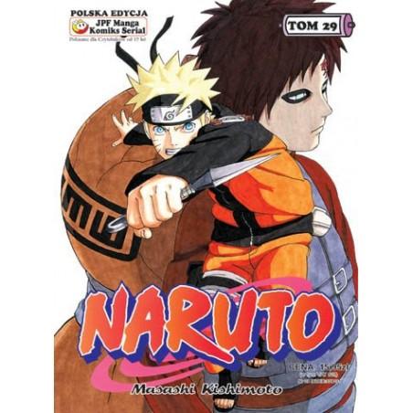 Manga Naruto tom 29