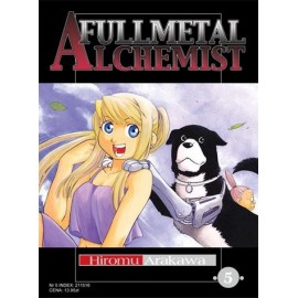 Full Metal Alchemist - tom 5