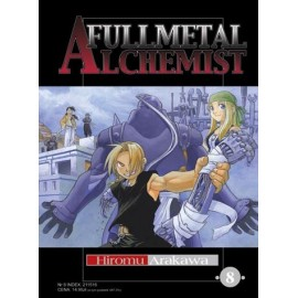 Full Metal Alchemist - tom 8