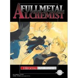 Full Metal Alchemist - tom 9
