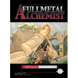 Full Metal Alchemist - tom 10