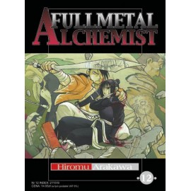 Full Metal Alchemist - tom 12