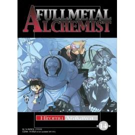 Full Metal Alchemist - tom 14