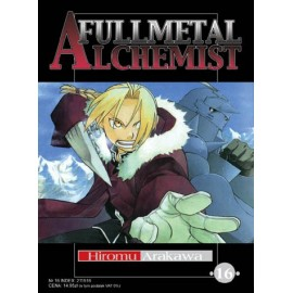 Full Metal Alchemist - tom 16