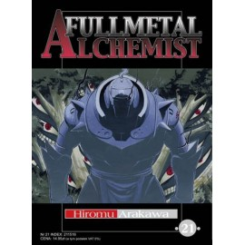 Full Metal Alchemist - tom 21