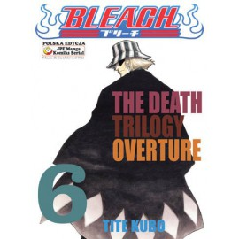 Manga Bleach - Tom 6