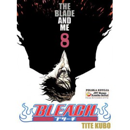Manga Bleach - Tom 8