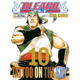 Manga Bleach - Tom 10