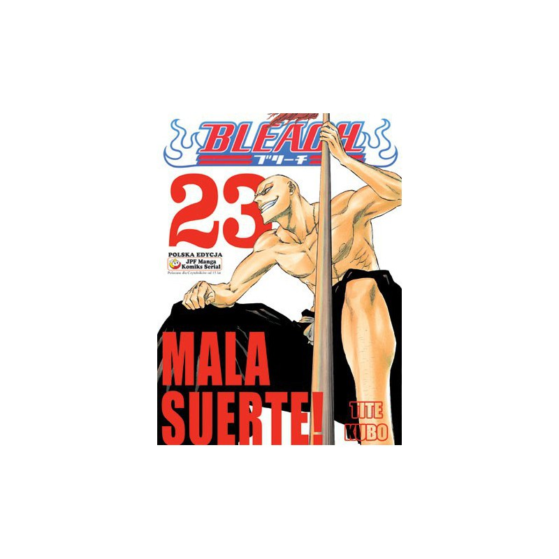 Manga Bleach - Tom 23
