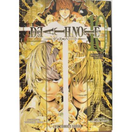 Death Note tom 10