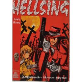 Hellsing - tom 2