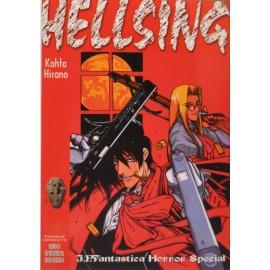 Hellsing - tom 3