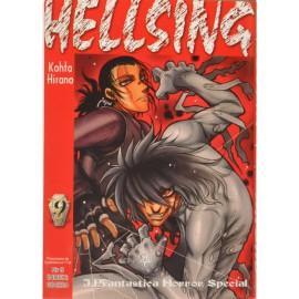 Hellsing - tom 9
