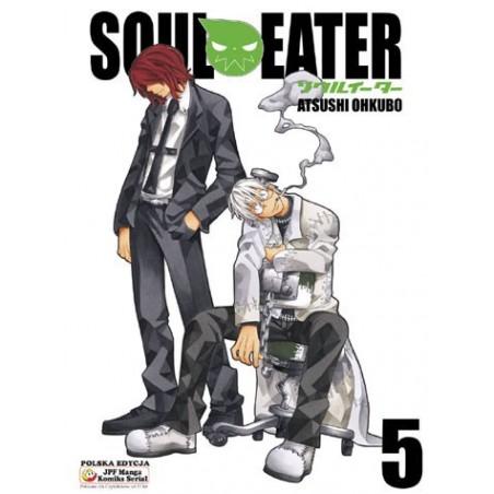 Soul Eater - tom 5