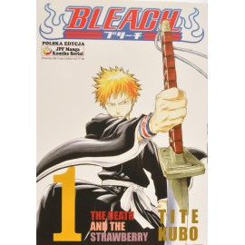 Manga Bleach - Tom 1