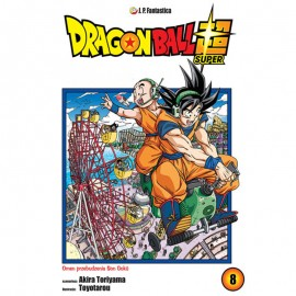 Dragon Ball Super - tom 8