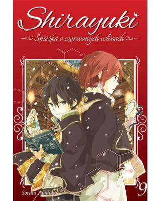 Shirayuki. Śnieżka o czerwonych włosach. - Tom 9