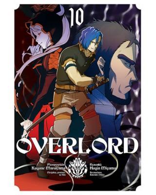 Overlord (manga) - Tom 10