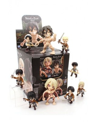 attack on titan mystery figures figurki sklep poznan atak tytanów