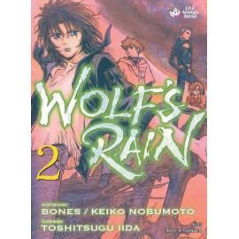 Manga - Wolf's Rain tom 2