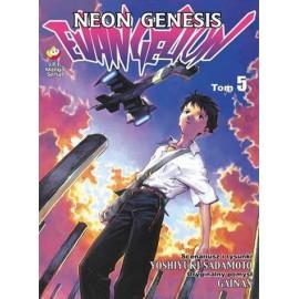 Manga - Neon Genesis Evangelion tom 5
