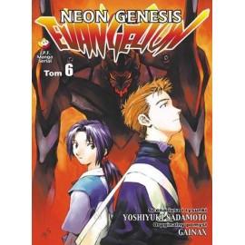 Manga - Neon Genesis Evangelion tom 6