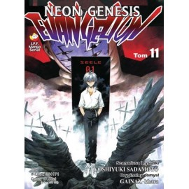 Manga - Neon Genesis Evangelion tom 11