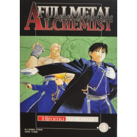Full Metal Alchemist  - tom 3