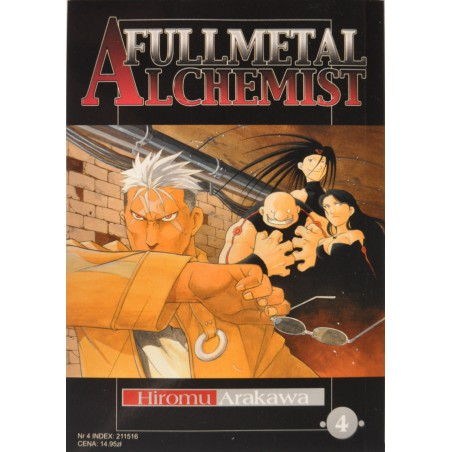 Full Metal Alchemist  - tom 4