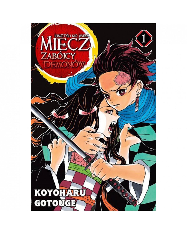 Demon Slayer - Kimetsu no Yaiba manga sklep
