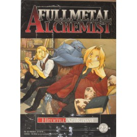 Full Metal Alchemist  - tom 22
